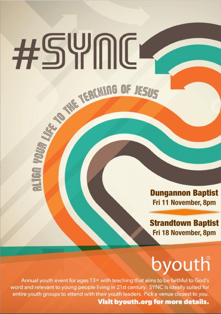 #SYNC Flyer 2016